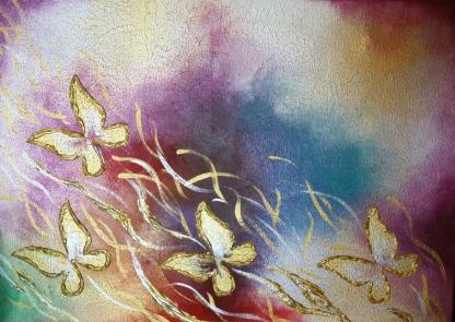 oriana papais arte pittura original passion